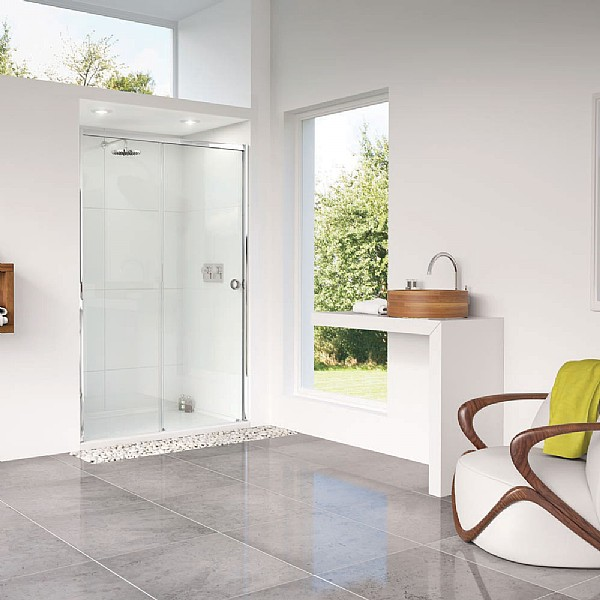 Matki Radiance Sliding Recess Shower Enclosure