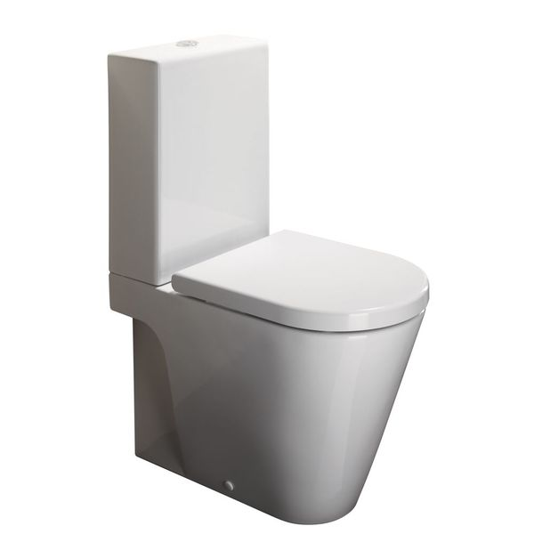 Zone Close-Coupled WC