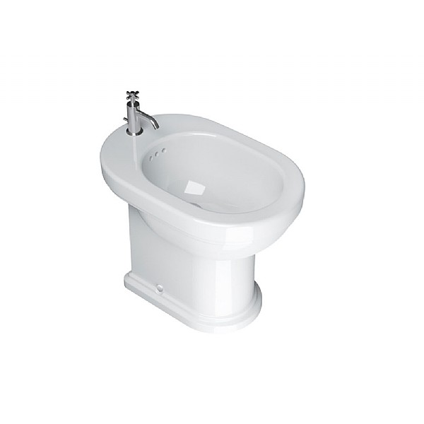 Catalano Canova Royal Round Back Back-To-Wall Bidet