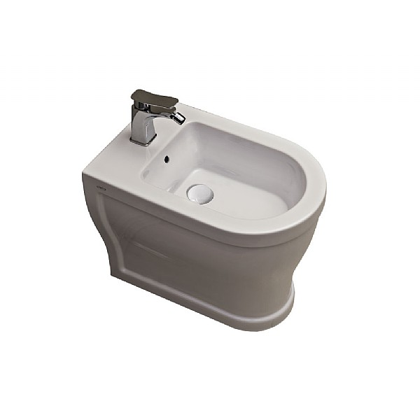Cielo Opera Tondo Back-To-Wall Bidet