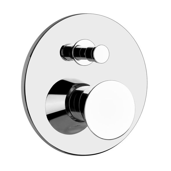 Gessi Cono Shower Valve With Diverter & Back Plate