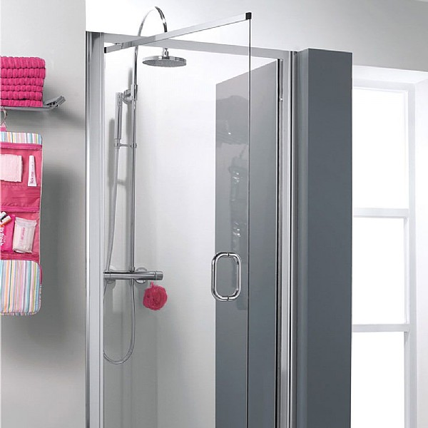 Simpsons Supreme Luxury Pivot Shower Enclosure Door