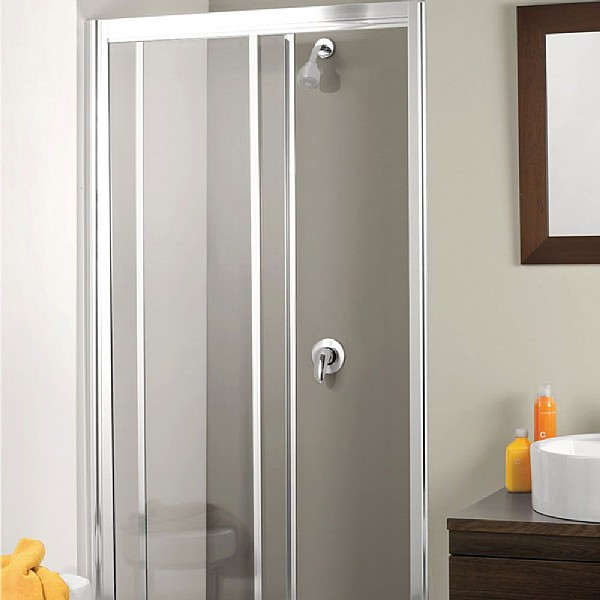 Simpsons Supreme Single Slideing Shower Door