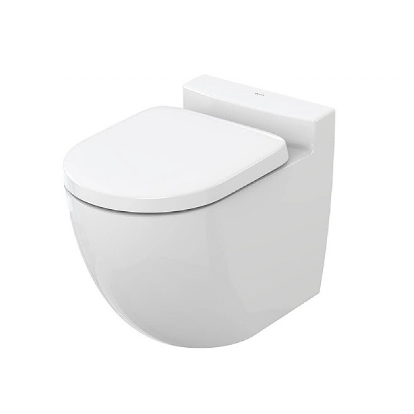 TOTO NC Series Back-To-Wall Pan