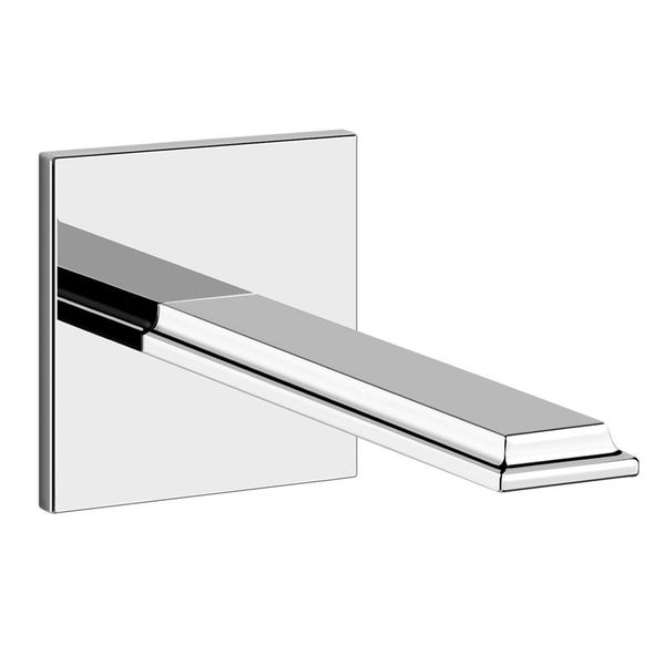 Gessi Eleganza Wall-Mounted Basin Spout
