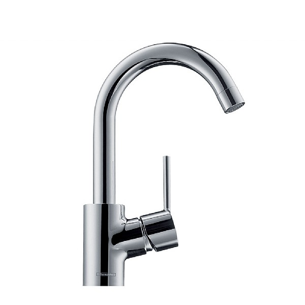hansgrohe Talis S Single Lever Basin Mixer With Sivel Spout
