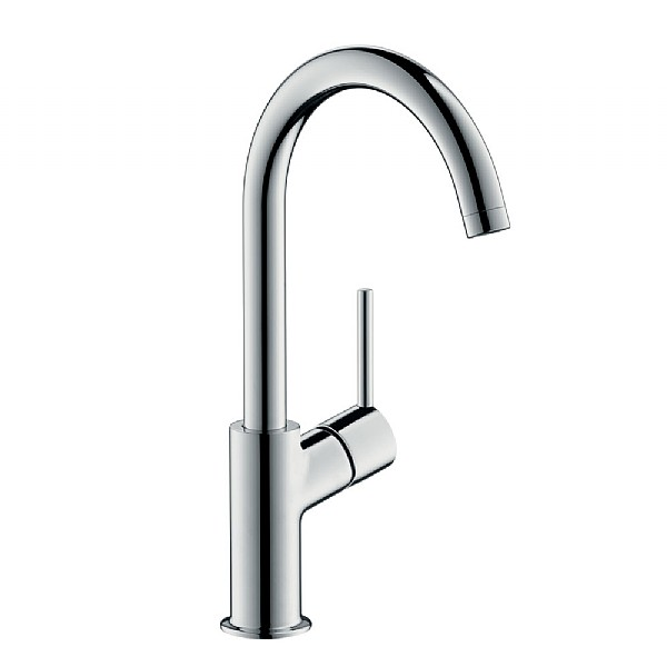 hansgrohe Talis Single Lever Basin Mixer With Swivel Spout
