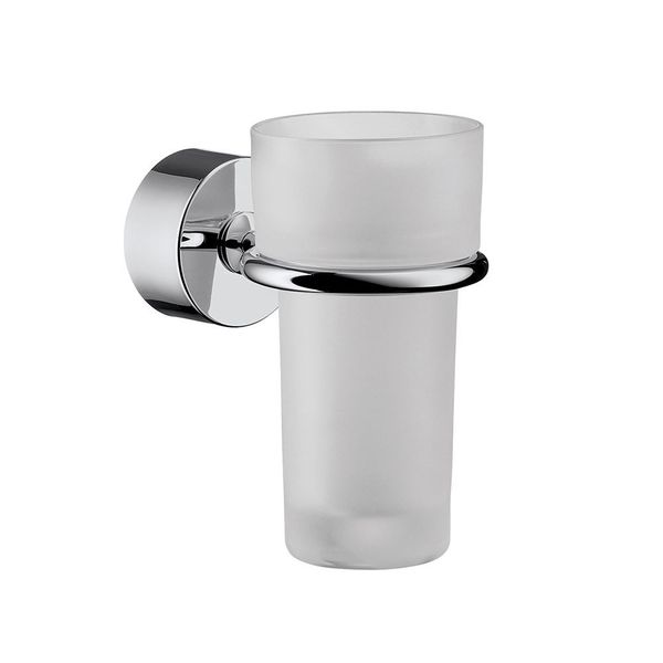 AXOR Uno Wall-Mounted Tumbler & Holder