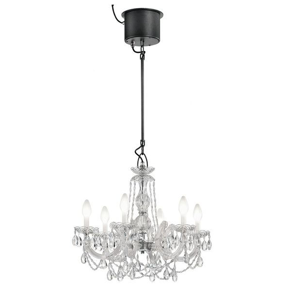 Torcello Dry S6 Chandelier
