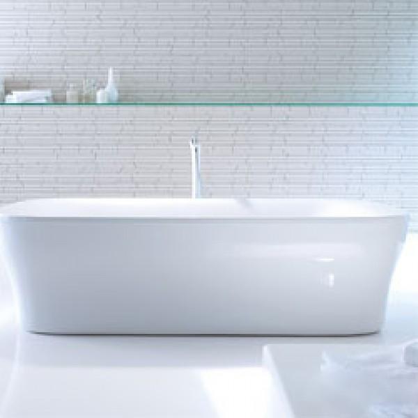 Duravit Puravida Freestanding Bath Freestanding Baths
