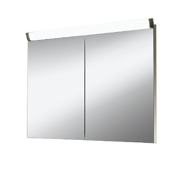 Schneider Paliline 2 Door Illuminated Mirror Cabinet