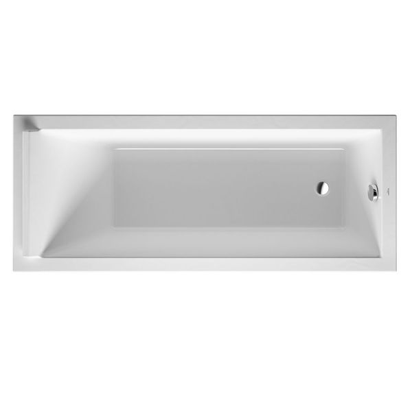 Duravit Starck 3 Single-Ended Inset Bath