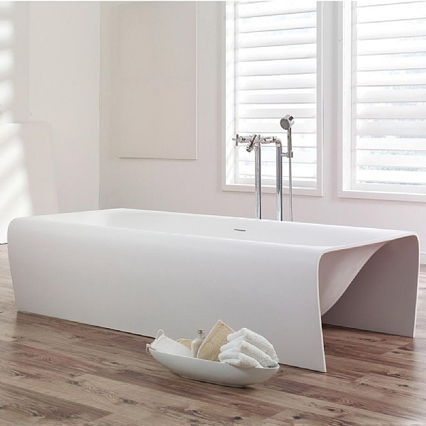 Strip Freestanding Bath