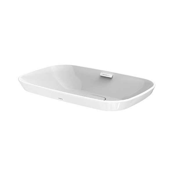 TOTO Neorest Countertop Basin With Chrome Overflow Cover
