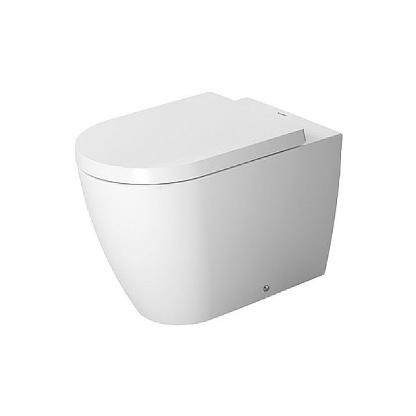 Duravit ME by Starck Back-To-Wall Pan
