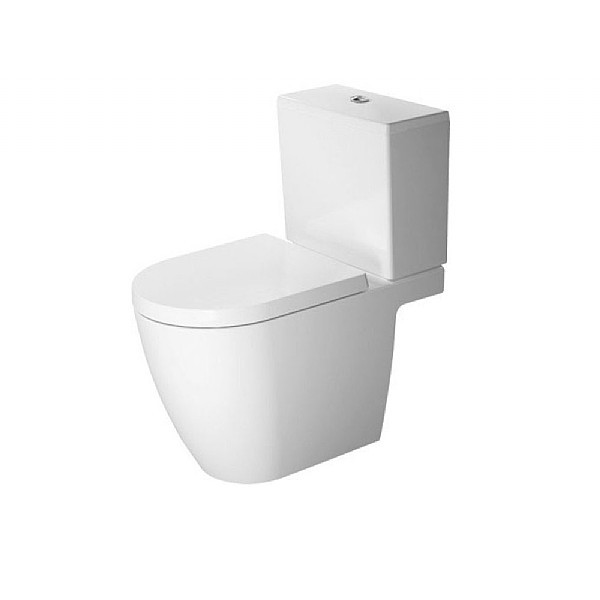 Duravit Me By Starck Close Coupled Pan 660mm