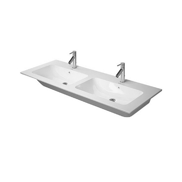 Duravit Me By Starck Double Washbasin 1300mm