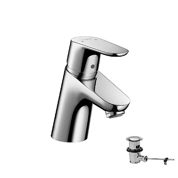 hansgrohe Focus Small Basin Mixer