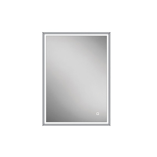 Radiant LED Demisting Recessed Mirror Cabinet