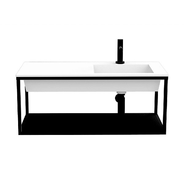 Cielo Era Framework for 1000mm Washbasin
