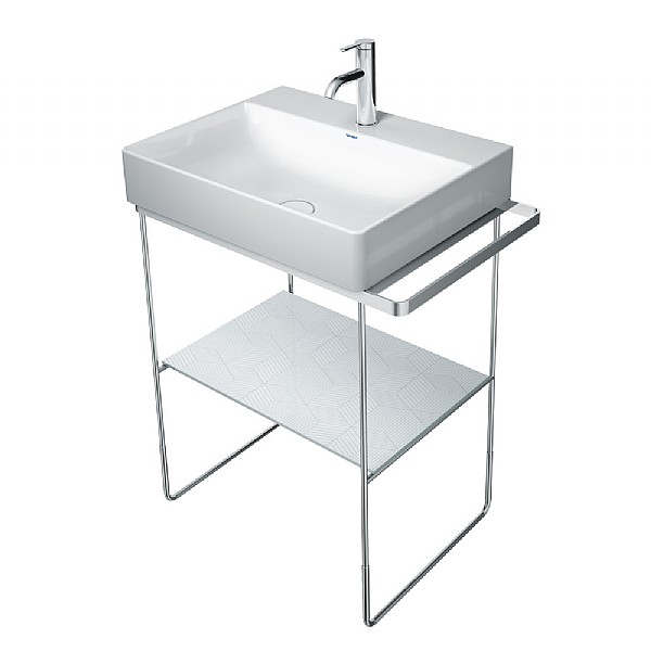 Duravit DuraSquare Freestanding Basin Stand 665mm