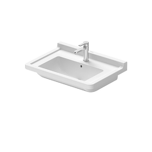 Duravit Starck 3 Furniture Washbasin 700mm