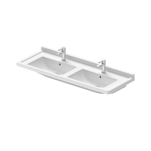 Duravit Starck 3 Double Furniture Washbasin 1300mm