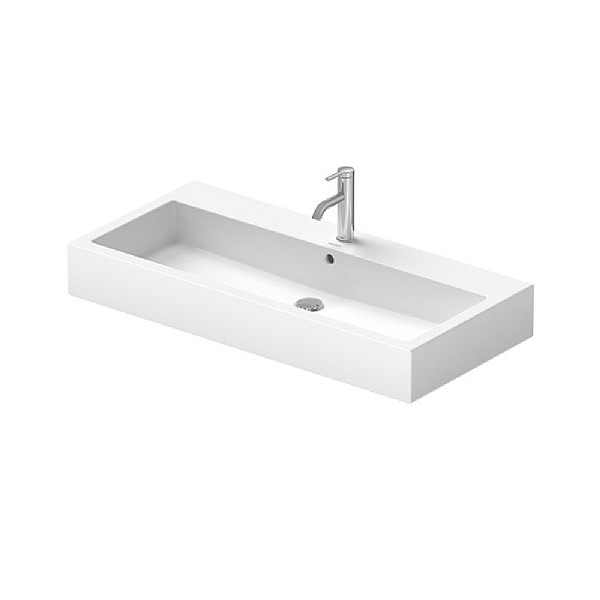 Duravit Vero Grounded Washbasin 1000mm
