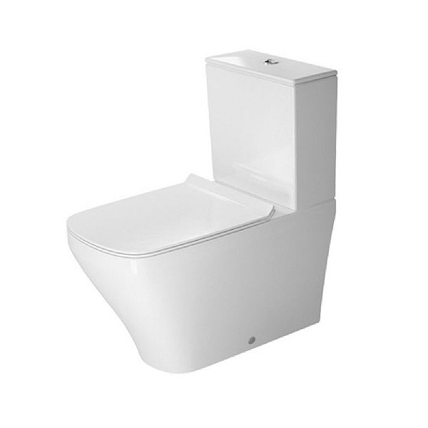 Duravit Durastyle Close-Coupled Pan 720mm