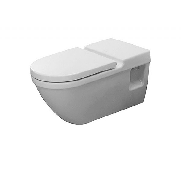 Duravit Starck 3 Wall-Mounted Pan 700mm