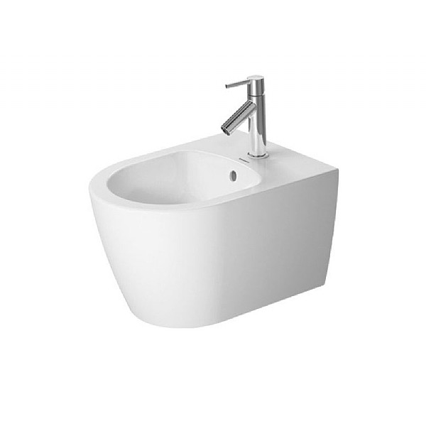 Duravit Me By Starck Compact Wall-Mounted Bidet 480mm