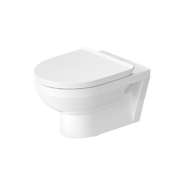 Duravit Durastyle Wall-Mounted Eco Rimless Pan