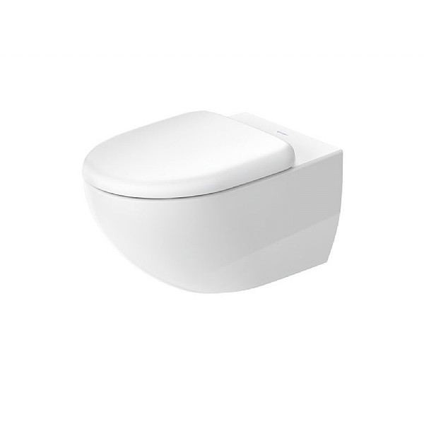 Duravit Architec Rimless Wall-Mounted Pan 575 mm
