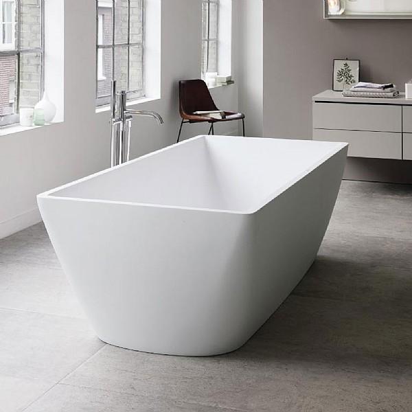 Duravit DuraSquare Freestanding Bath