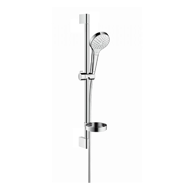 hansgrohe Croma Select S Vario Shower Set With Casetta