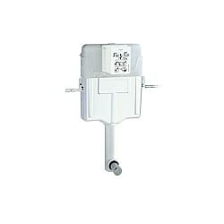 Grohe Standard Dual Single Flush Concealed Cistern