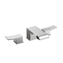 Celare 3-Piece Basin Mixer