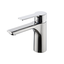 Mast Single Lever Basin Mixer with Click Waste