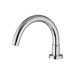 Spillo Deck-Mounted 230mm Bath Spout