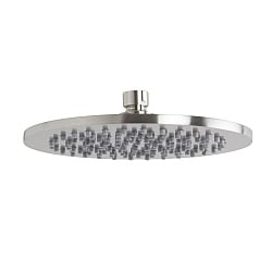Spillo Steel Round Shower Head 200mm