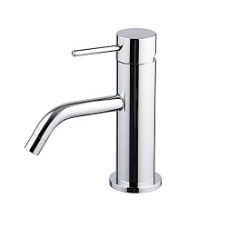Spillo Single Lever XL Basin Mixer with Click Waste