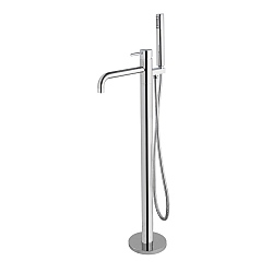 Spillo Floor-Standing Bath Shower Mixer