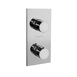 Spillo One Way Dual Control Thermostatic Shower Valve