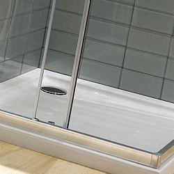 Simpsons Low Pro Minima Square Shower Tray