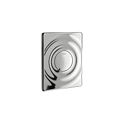 Grohe Single Flush Surf Flush Plate