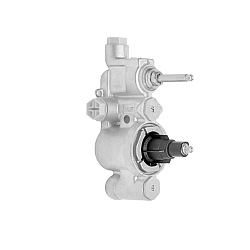 Concealed Part for Single Outlet Thermostatic Valve