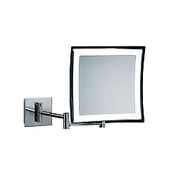Decor Walther Wall-Mounted Square Extendable Mirror