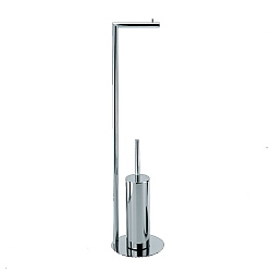 Decor Walther Toilet Brush and Roll Holder