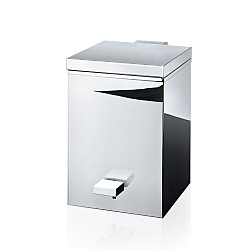 Decor Walther Luxury Square Pedal Bin