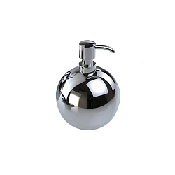Decor Walther Round Soap Dispenser